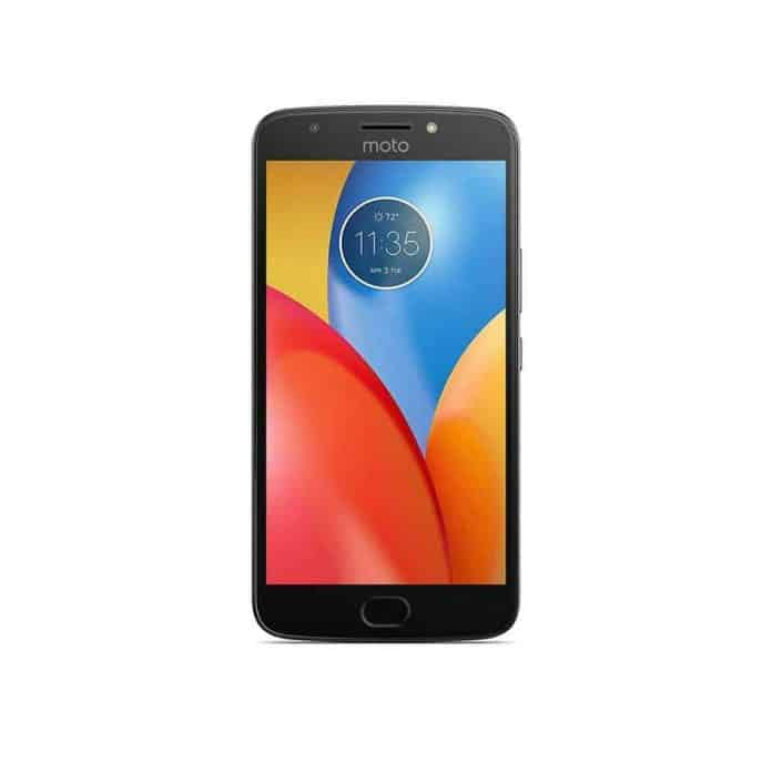 Moto E Plus (4th Generation) smartphone