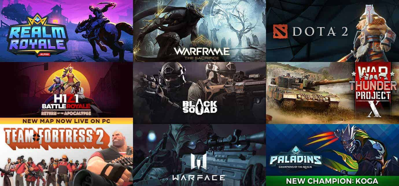 11 FREE Steam Games You Can Download Today | GadgetGang