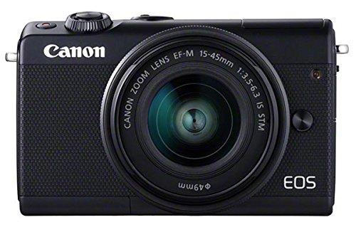 Canon EOS M100 Mirror-Less Camera