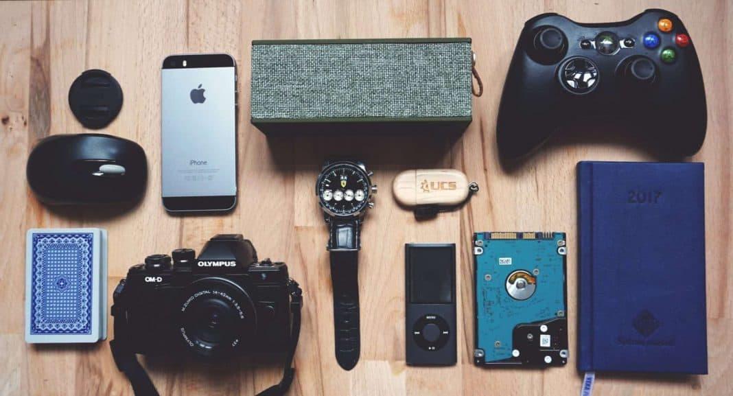 Gadgets header