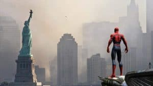 New York Spiderman