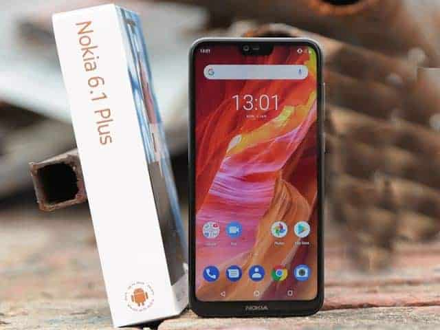 Nokia 6.1 Plus Packaging
