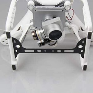 Gimbal guard drone accessory