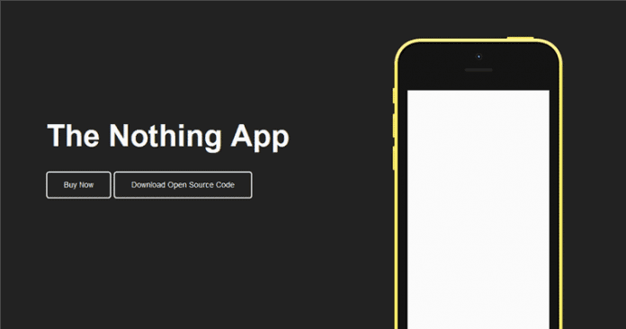 Nothing Mobile app