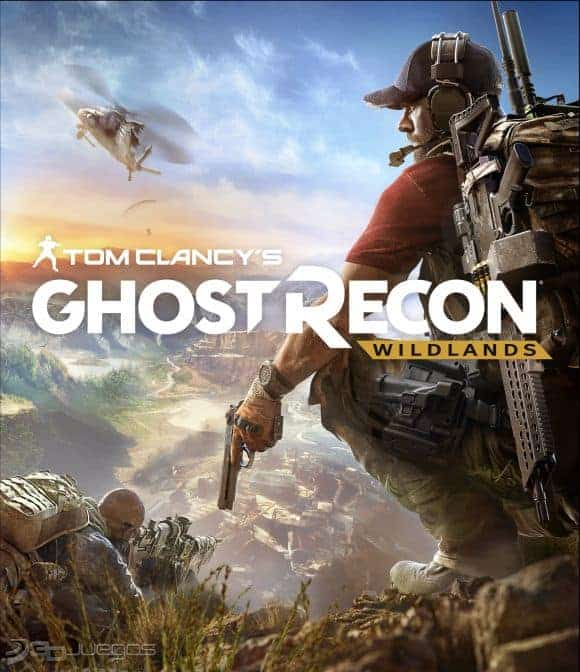 Ghost Recon open world game PS4