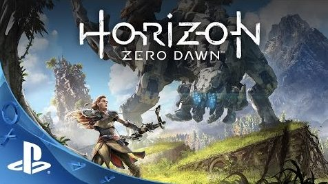 Horizon Zero Dawn open world games PS4