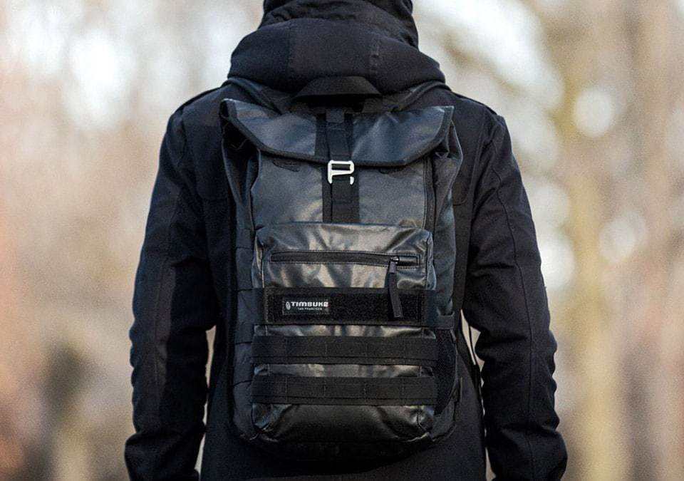 Quality backpack must have travel gadgets