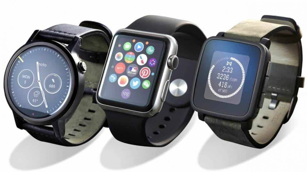 smartwatches 2018