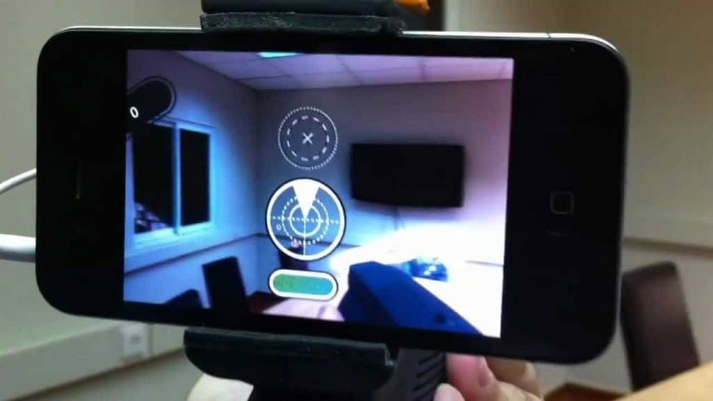 Best Augmented Reality Games AR Invaders