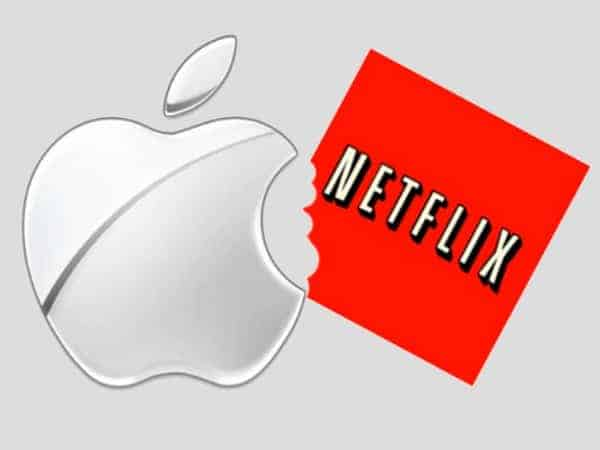 Will Apple buy Netflix