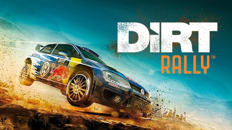Top PC racing games Dirt Rally