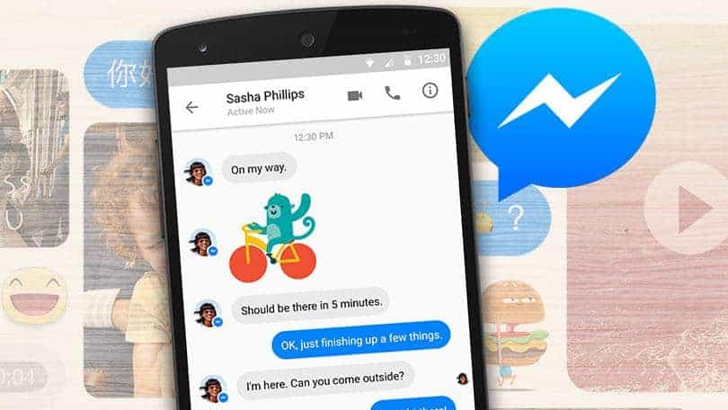 Messenger 4 Facebook Messenger Makeover