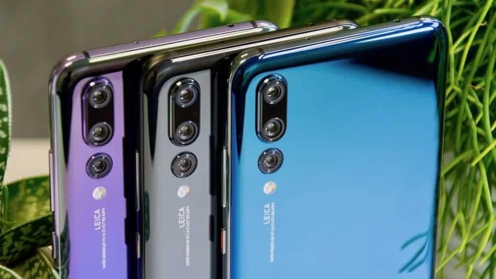 Huawei P20 Pro Camera quality