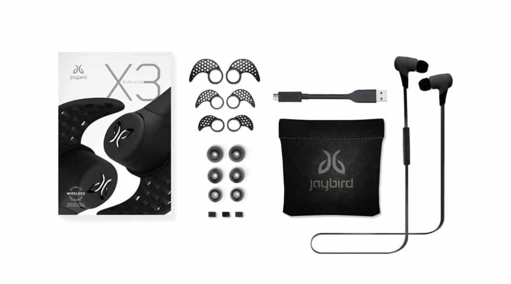 Jaybird X3 Best Wireless Earphones