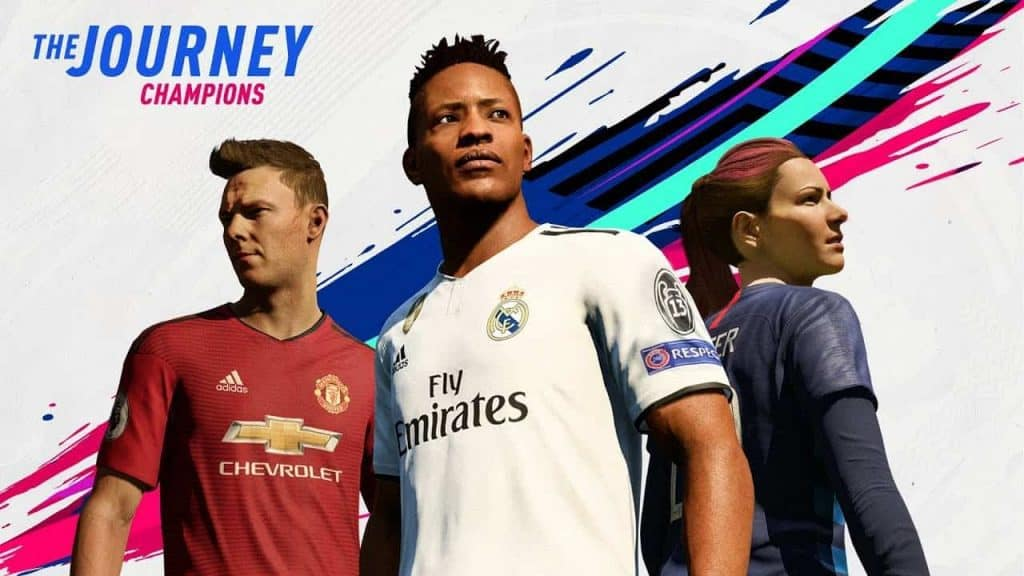 FIFA 19 Journey Champions