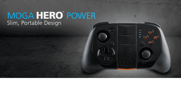 Moga Hero Power Best Android Controller