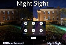 Google Night Sight