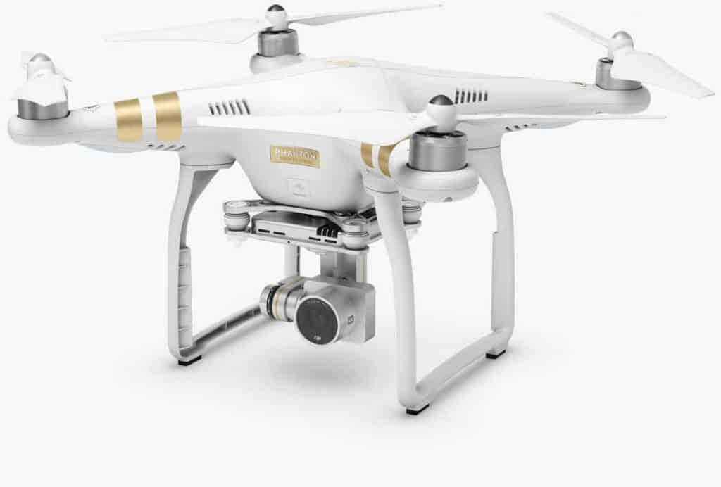 DJI Phantom 3 4K Professional Quadcopter