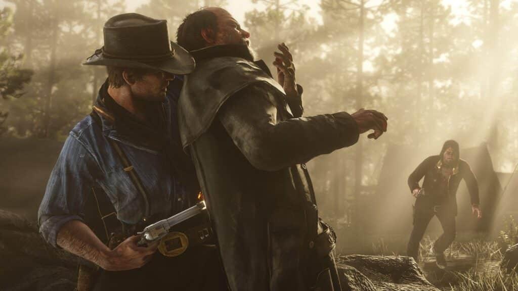 RDR Red Dead Redemption 2
