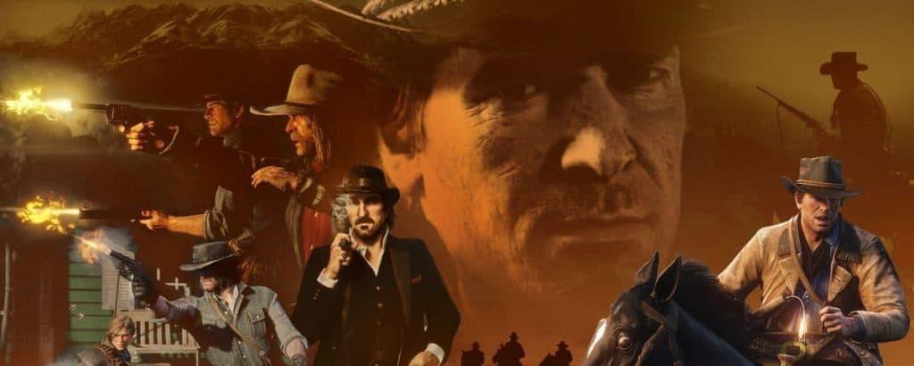 Wild West Red Dead Redemption 2