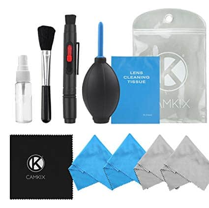 cleaning Photography accessories