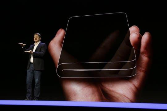 Denison foldable Samsung
