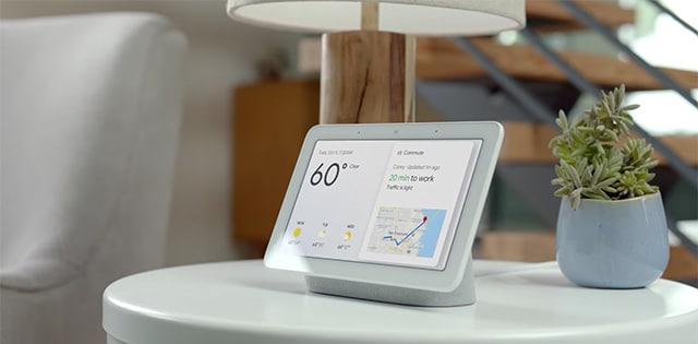 Google Assistant Google Home Hub