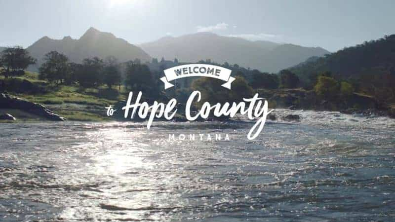Hope County Far Cry 5