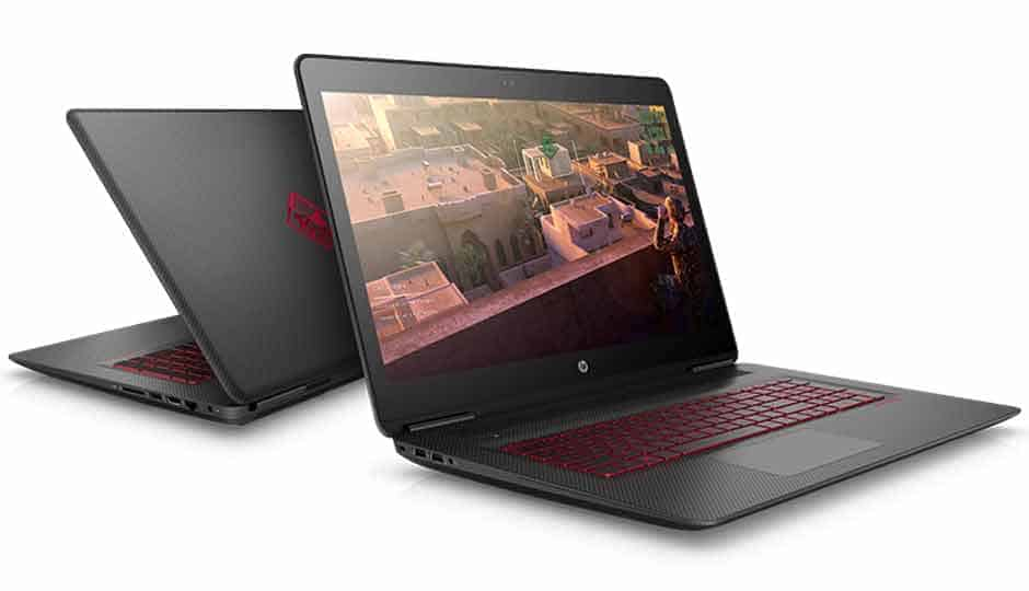 Design HP Omen 17