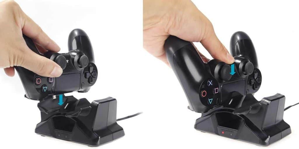 Charging Station PlayStation 4 Accessories