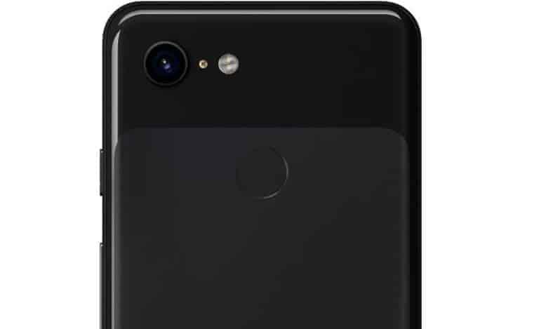 Camera Google Pixel 3