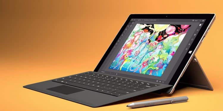 Surface Pro best tablets