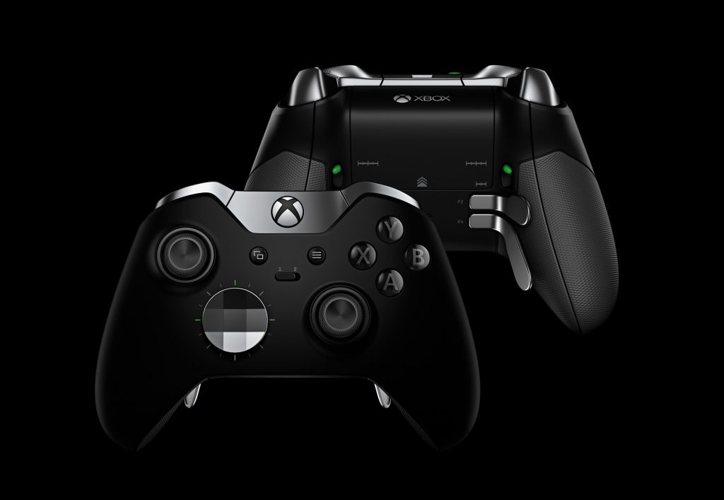 Elite Controller Xbox One Accessories