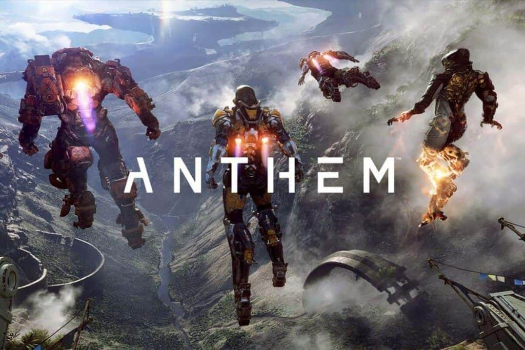 anthem 2019 game releases