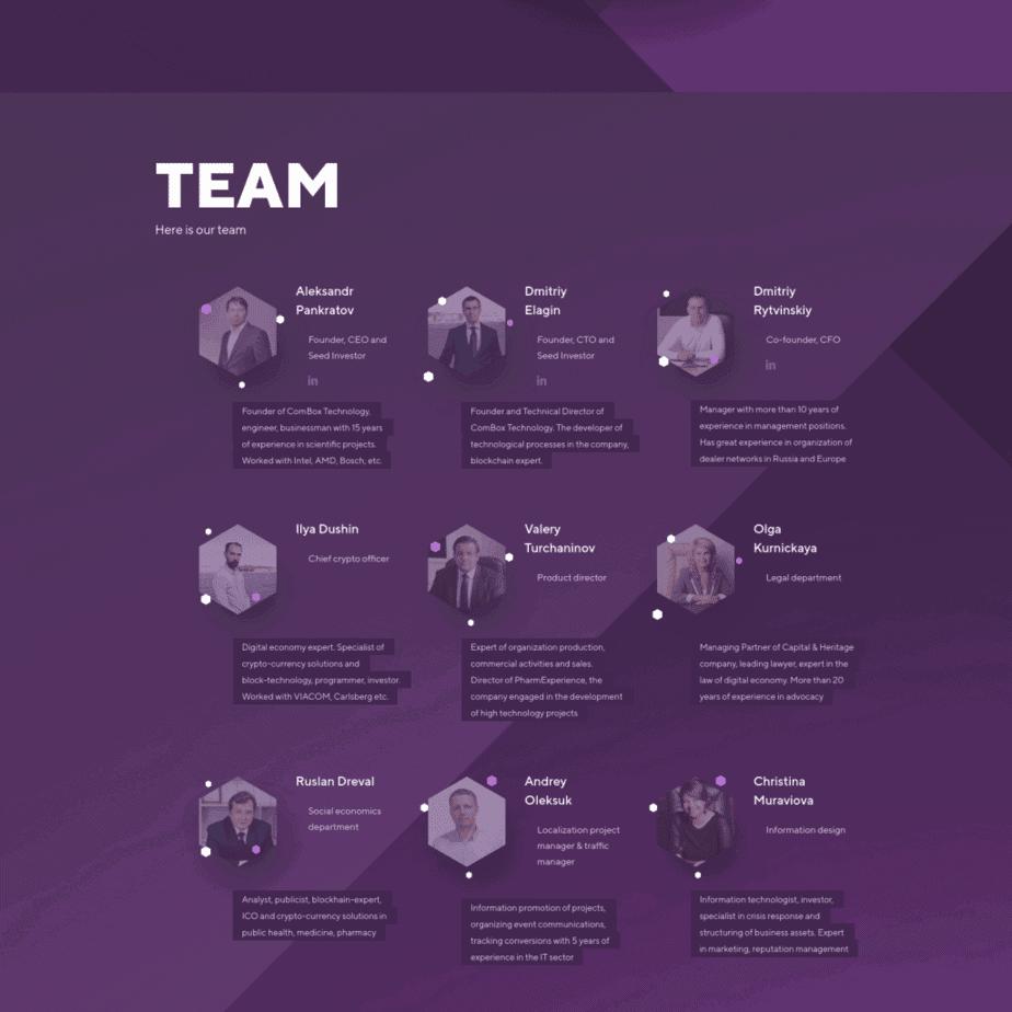 Combox team