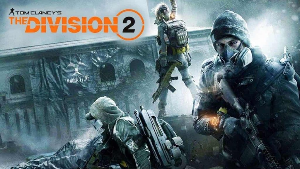 division 2 2019 game releases