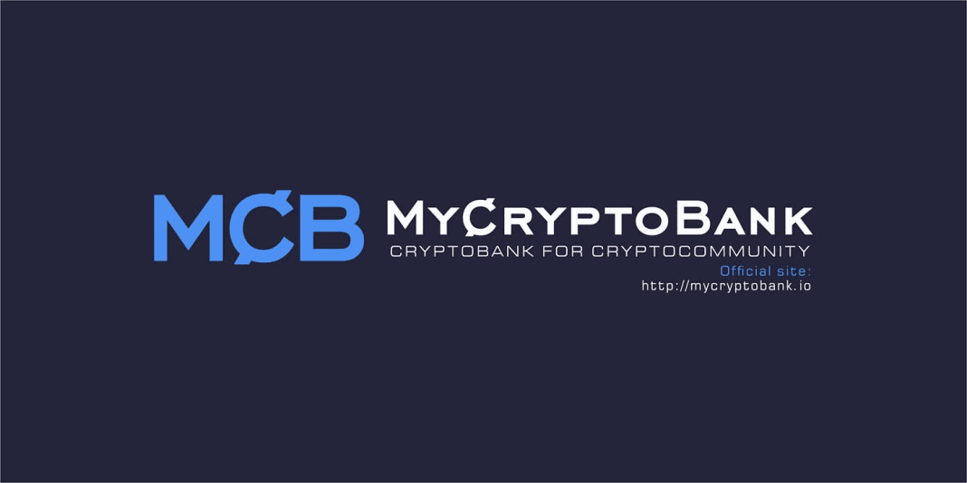 MYCryptoBank