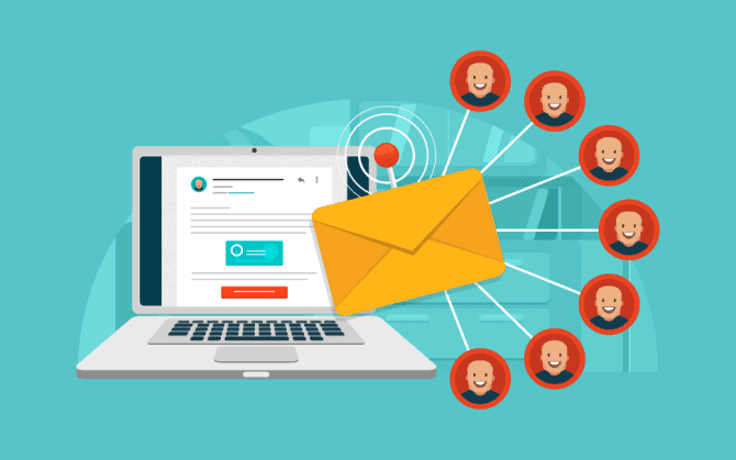 Use of Email Marketing