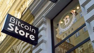 Bitcoin store of wealth