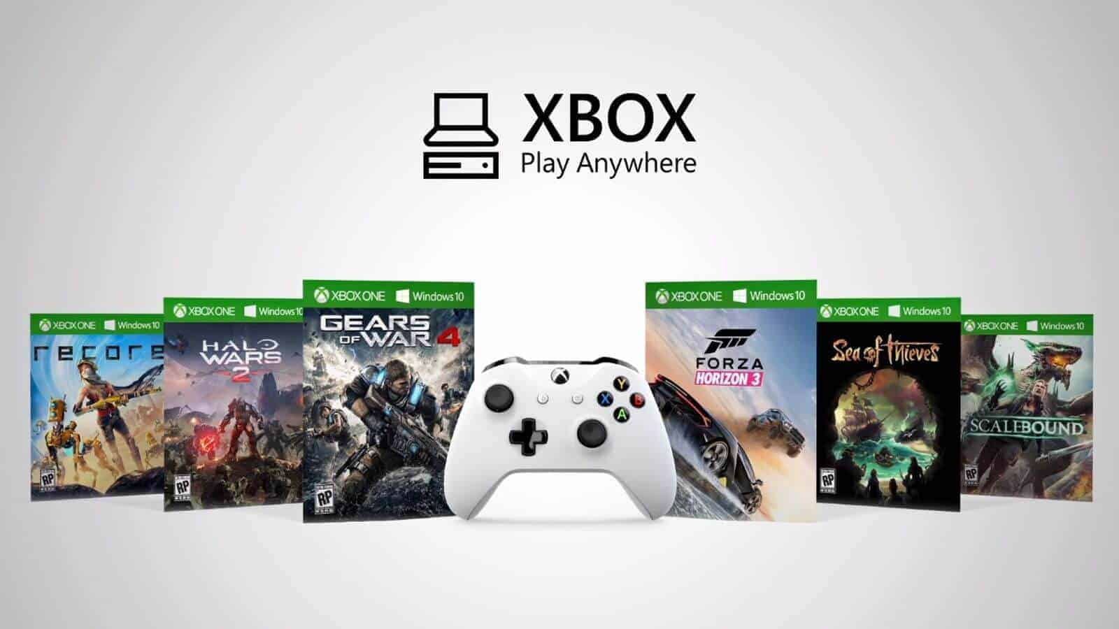 Play Xbox Games on Windows 10 with Xbox Play Anywhere