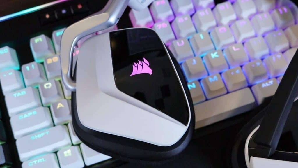 Corsair Void Pro - Best Headset For CSGO