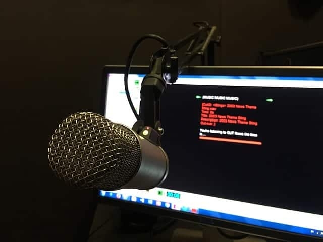how to start your own radio station