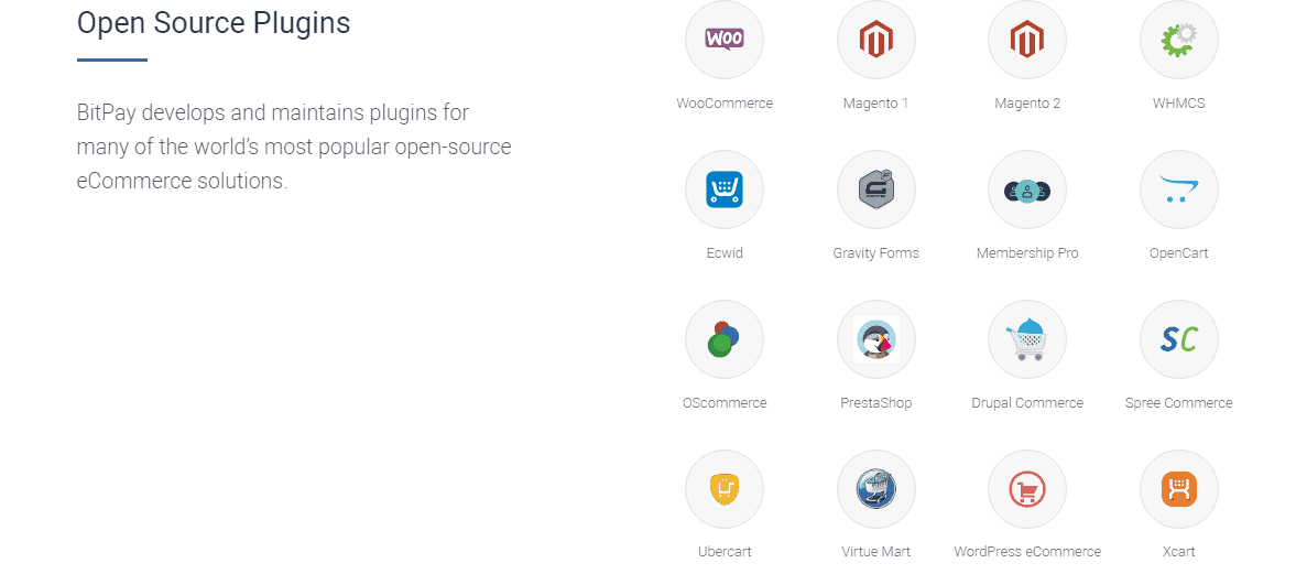 Bitpay platforms