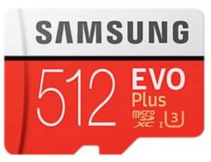 Samsung Memory MB-MC512GAEU