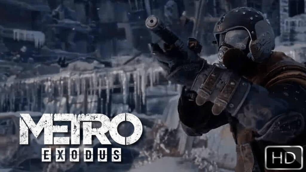 metro exodus, best open world games