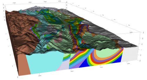 3D Modeling Geology