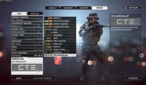Battlefield Specialists