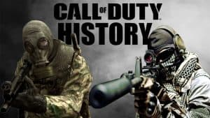Call of Duty History