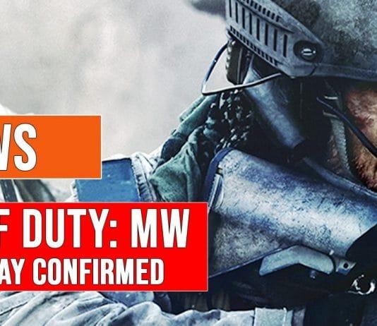 Call of Duty Modern Warfare Crossplay Confirmed