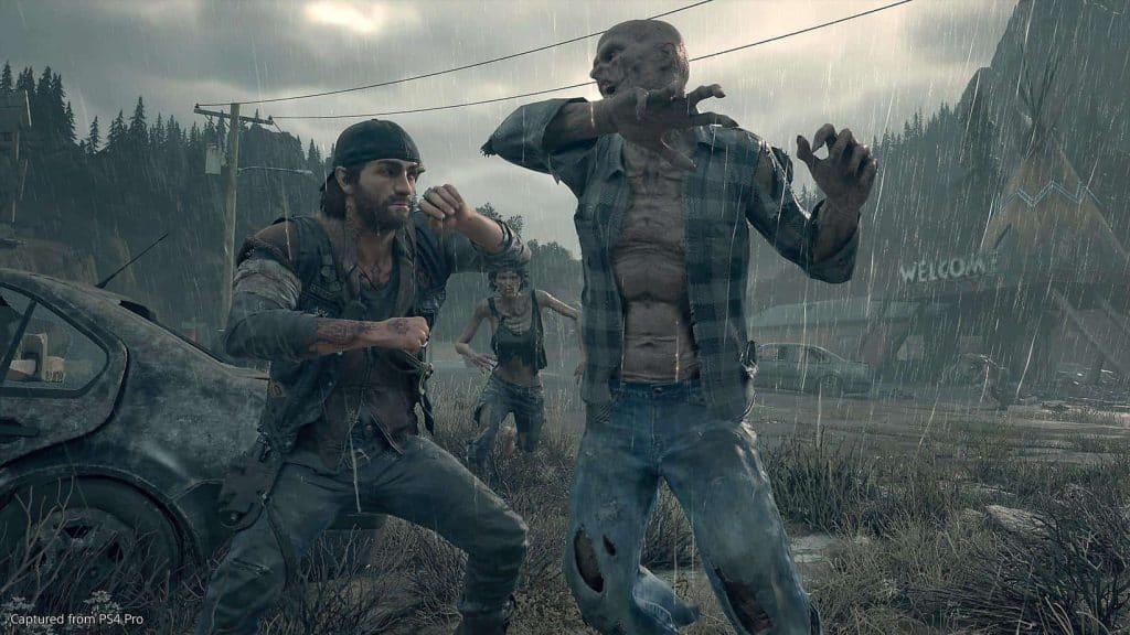 How it looks, Days Gone